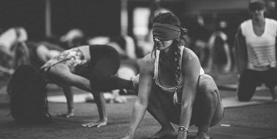 Hatha Yoga – Augen zu und durch